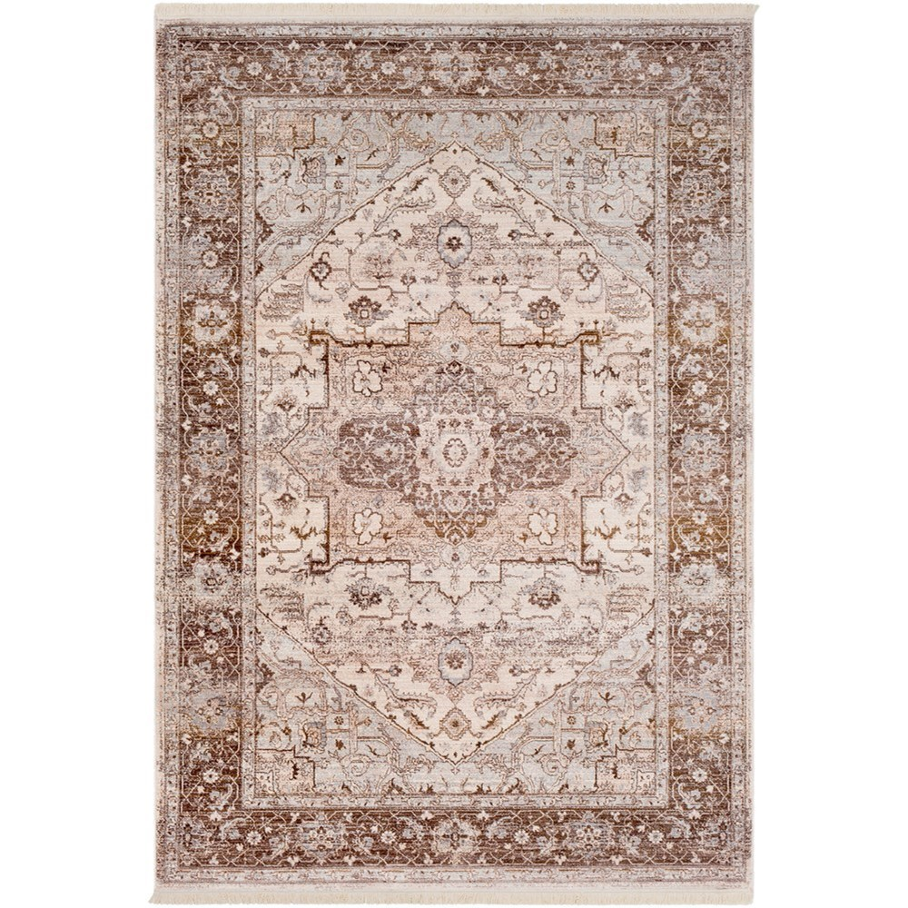 """Ephesians 3'11"""" x 5'7"""" Rug by 9596 at Becker Furniture"""