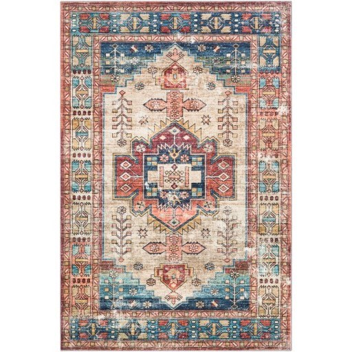 """Erin 5' x 7'6"""" Rug by 9596 at Becker Furniture"""