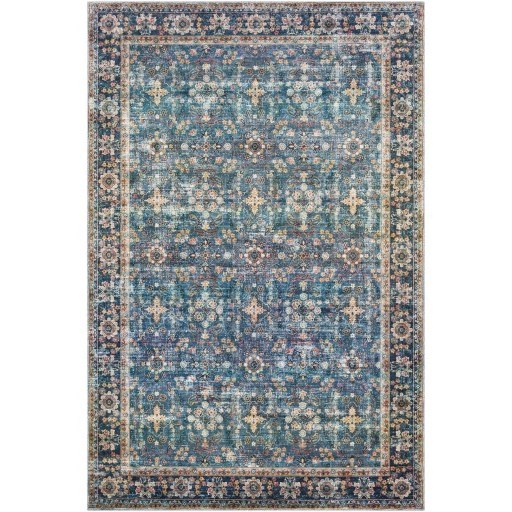 """Erin 7'6"""" x 9'6"""" Rug by 9596 at Becker Furniture"""