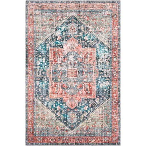 "Erin 7'6"" x 9'6"" Rug by 9596 at Becker Furniture"
