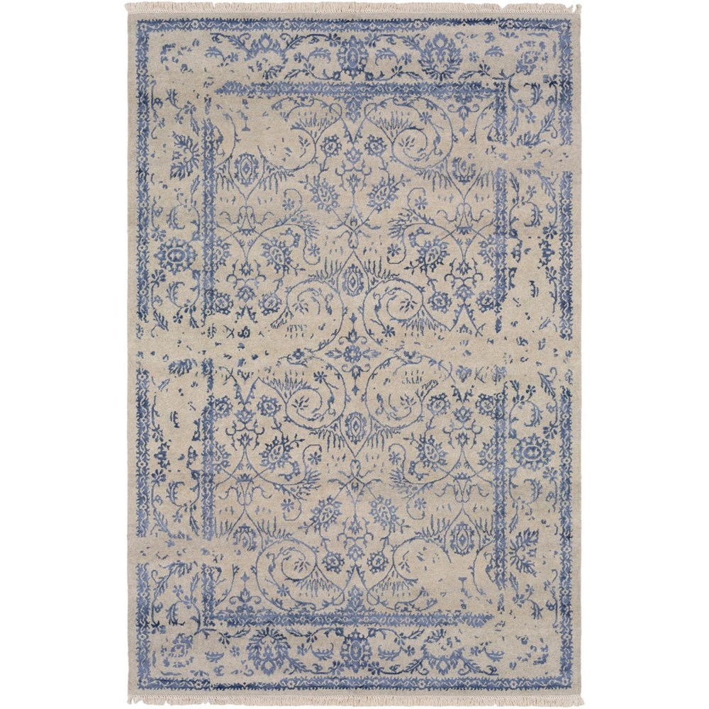 Evanesce 4' x 6' Rug by Surya at Prime Brothers Furniture