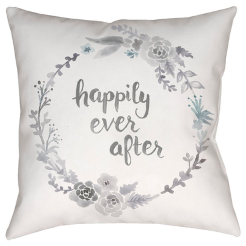 Ever After Pillow by Ruby-Gordon Accents at Ruby Gordon Home