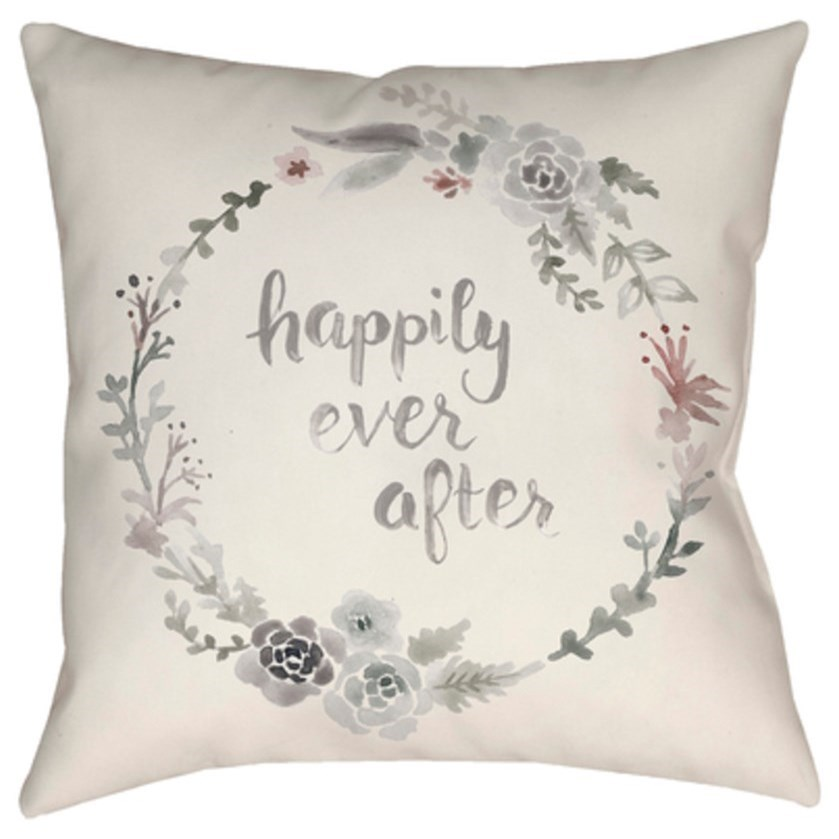 Ever After Pillow by Surya at SuperStore