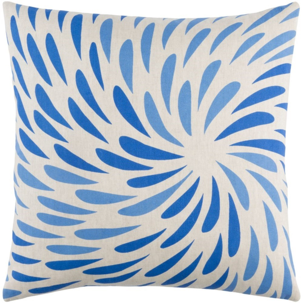 Eye of the Storm Pillow by Ruby-Gordon Accents at Ruby Gordon Home