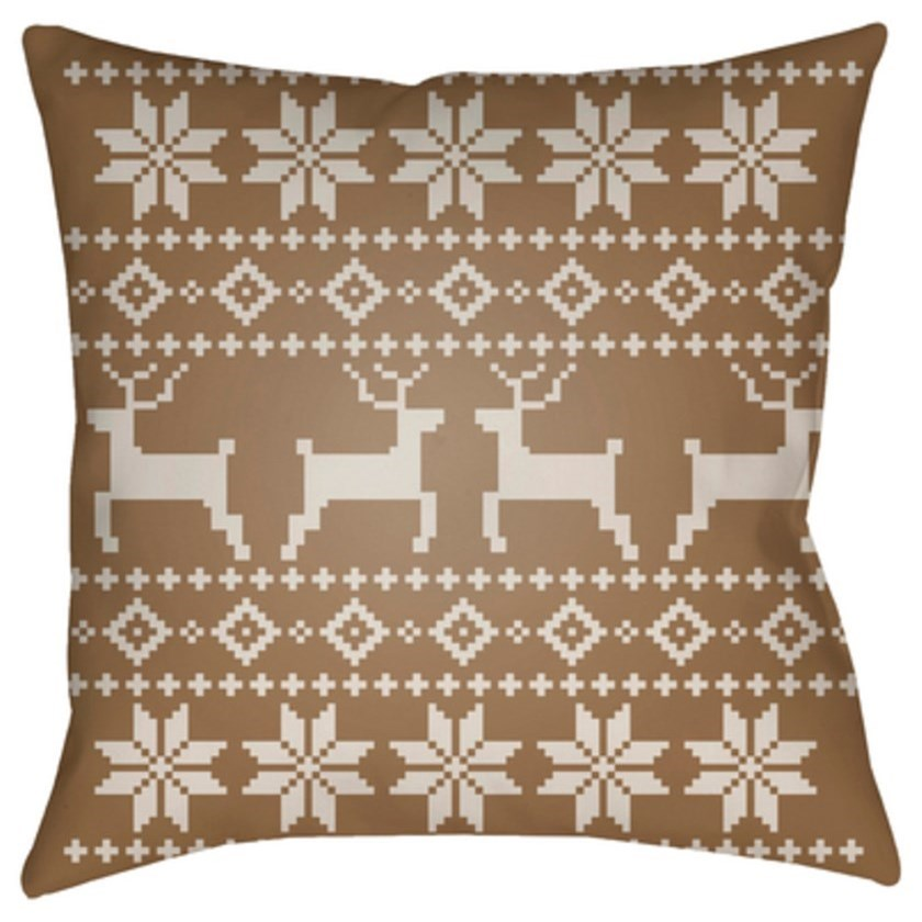 FAIR ISLE I Pillow by Ruby-Gordon Accents at Ruby Gordon Home