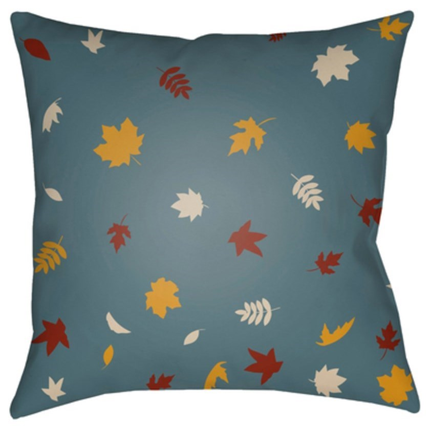 Falling Leaves Pillow by Ruby-Gordon Accents at Ruby Gordon Home