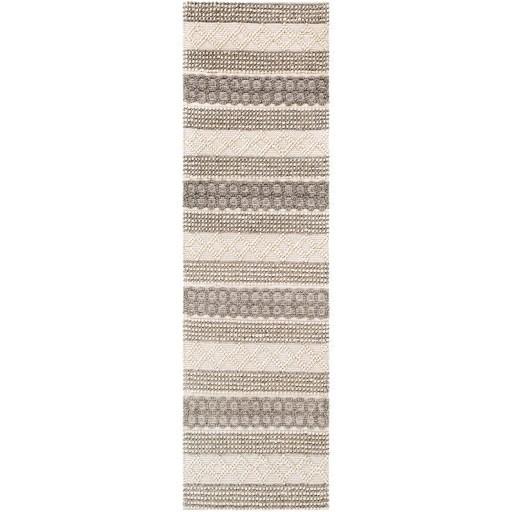 Farmhouse Neutrals 3' x 5' Rug by 9596 at Becker Furniture