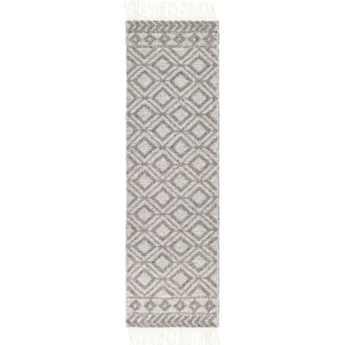 Farmhouse Tassels 6' x 9' Rug by Surya at SuperStore