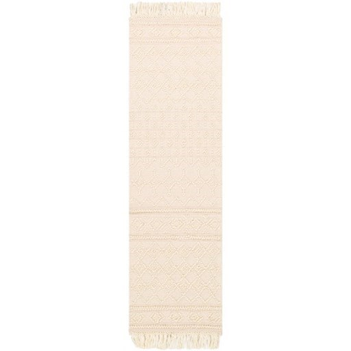 "Farmhouse Tassels 5' x 7'6"" Rug by 9596 at Becker Furniture"