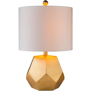 13 x 13 x 21.5 Table Lamp