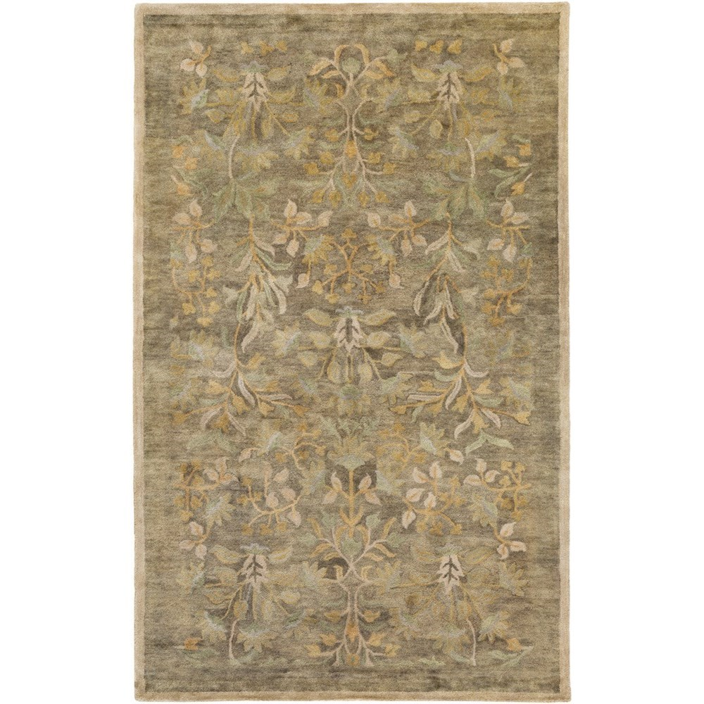 """Fitzgerald 5' x 7'6"""" Rug by Surya at Upper Room Home Furnishings"""