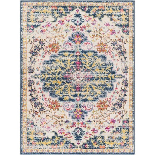 "Floransa 6'7"" x 9' Rug by Surya at Suburban Furniture"