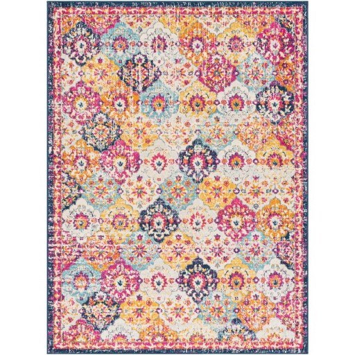 """Floransa 6'7"""" x 9' Rug by Surya at SuperStore"""