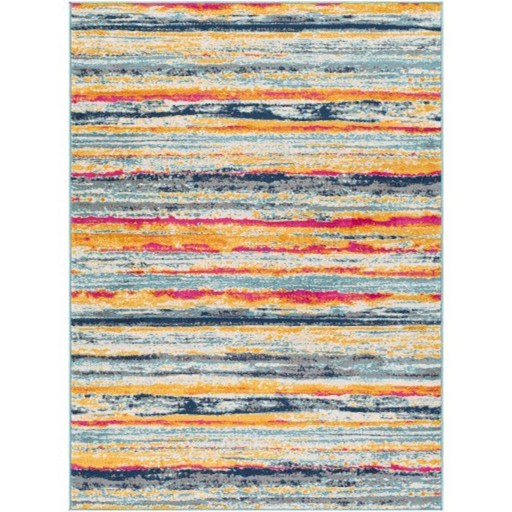 "Floransa 5'3"" x 7'1"" Rug by Surya at Suburban Furniture"