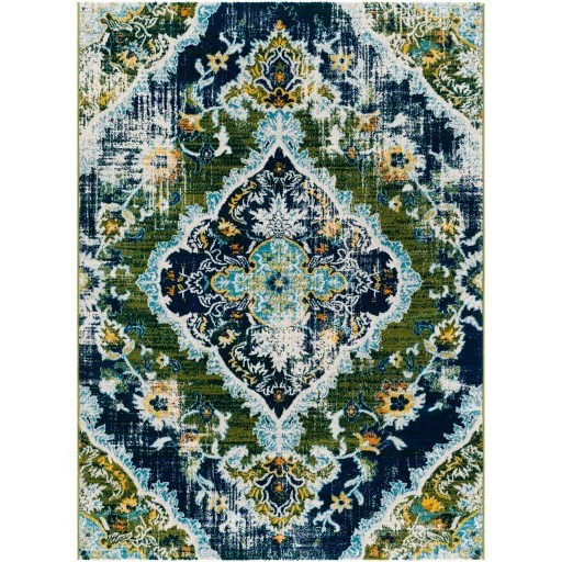 "Floransa 6'7"" x 9' Rug by Surya at Reid's Furniture"
