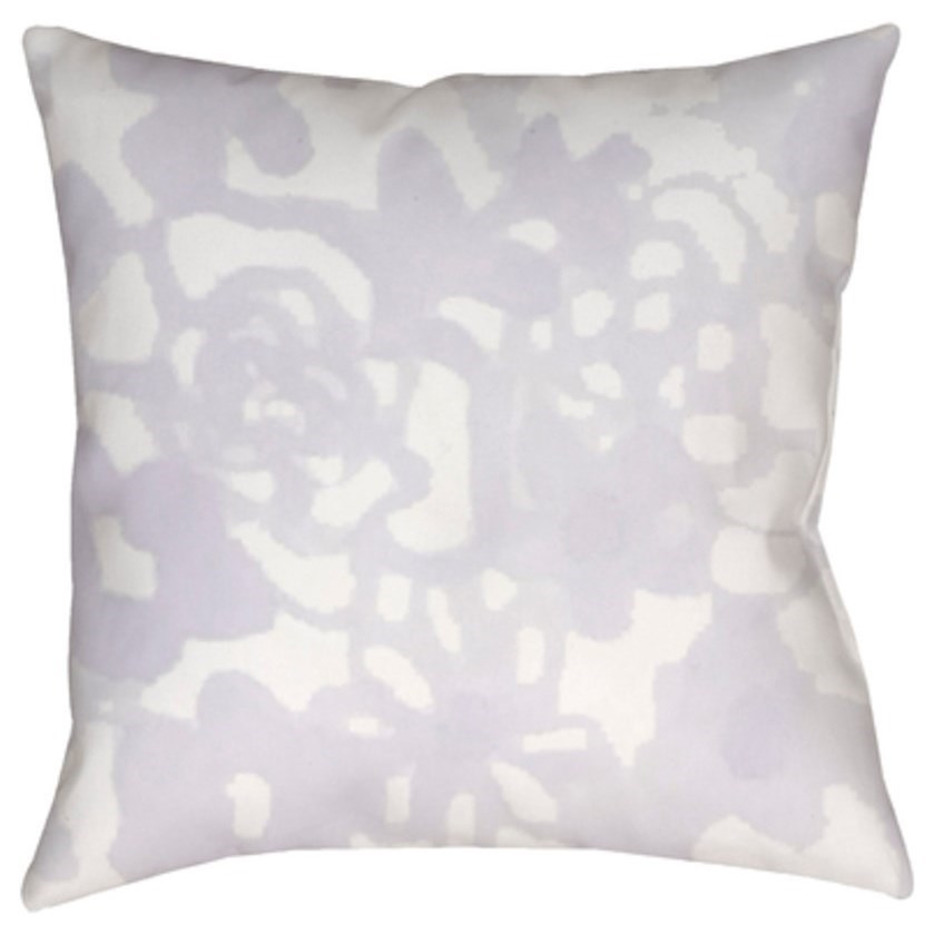 Flowers II Pillow by Ruby-Gordon Accents at Ruby Gordon Home