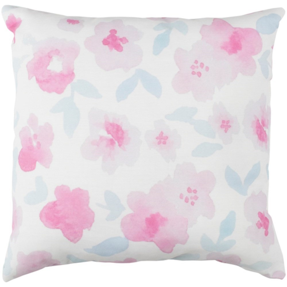 Flowers Pillow by Ruby-Gordon Accents at Ruby Gordon Home