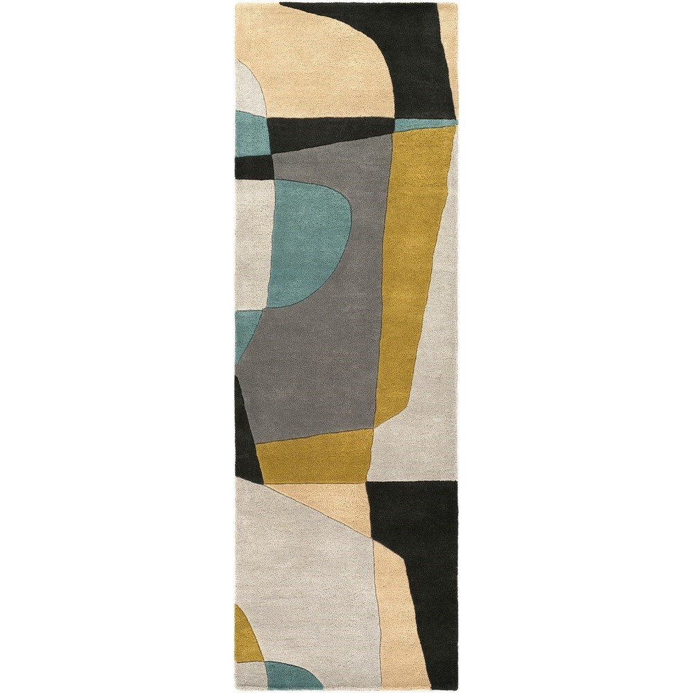 """Forum 2'6"""" x 8' Runner Rug by Surya at Esprit Decor Home Furnishings"""
