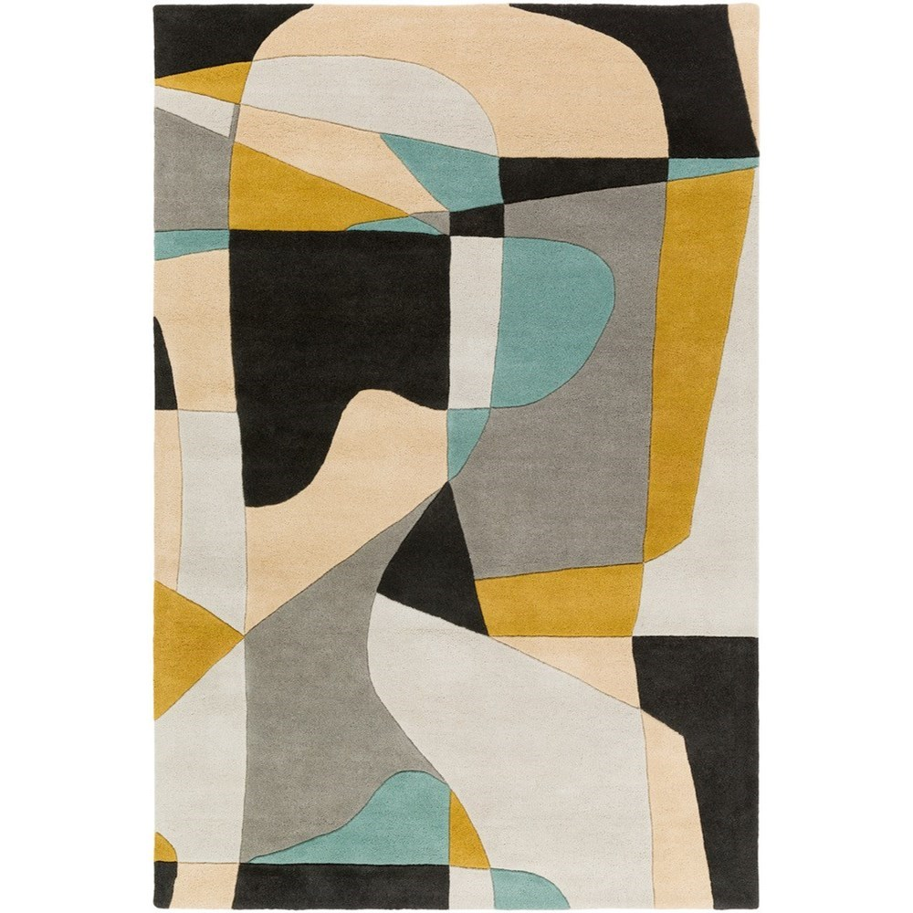 Forum 6' Square Rug by Surya at Esprit Decor Home Furnishings