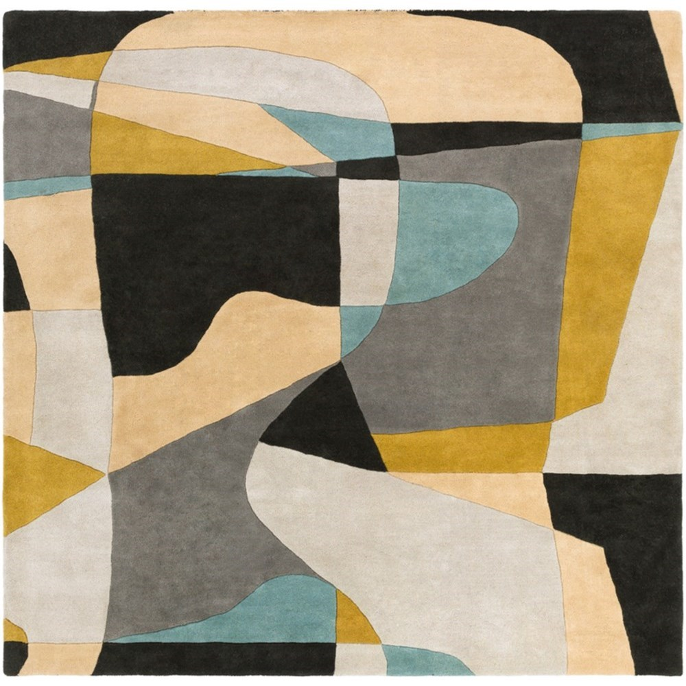 Forum 8' Square Rug by Surya at Esprit Decor Home Furnishings
