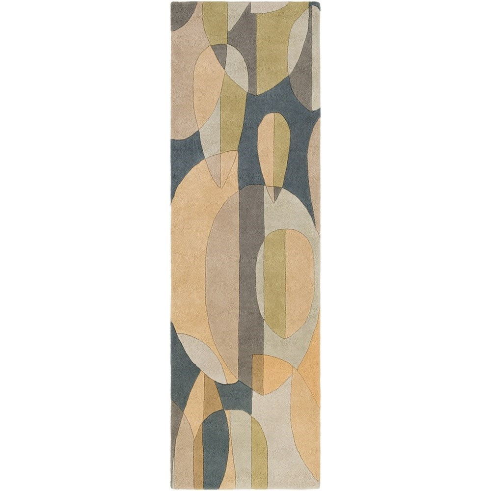 "Forum 2'6"" x 8' Runner Rug by Ruby-Gordon Accents at Ruby Gordon Home"