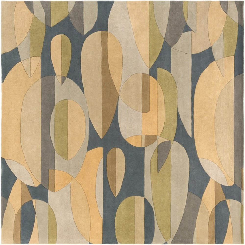 Forum 8' Square Rug by Ruby-Gordon Accents at Ruby Gordon Home