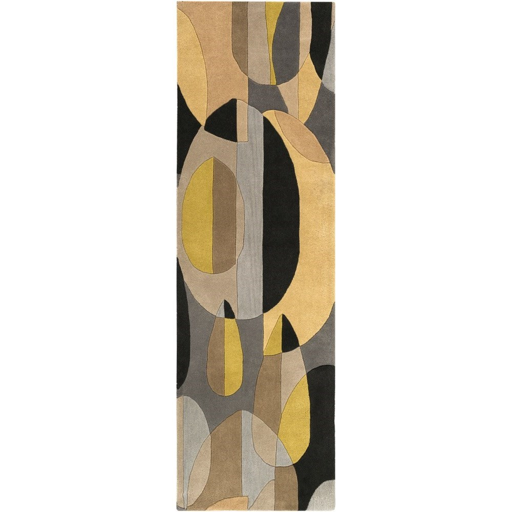 """Forum 2'6"""" x 8' Runner Rug by Ruby-Gordon Accents at Ruby Gordon Home"""