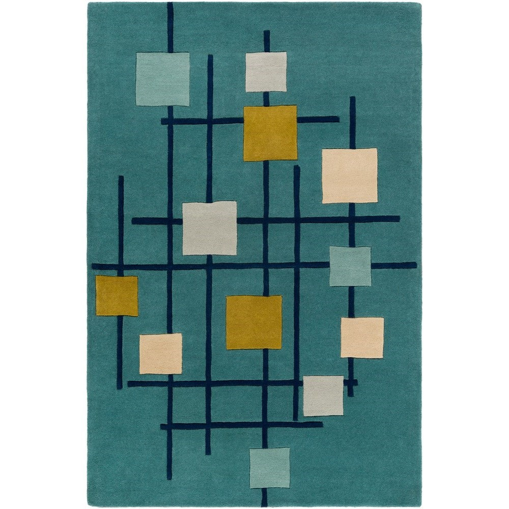 Forum 4' Round Rug by Ruby-Gordon Accents at Ruby Gordon Home