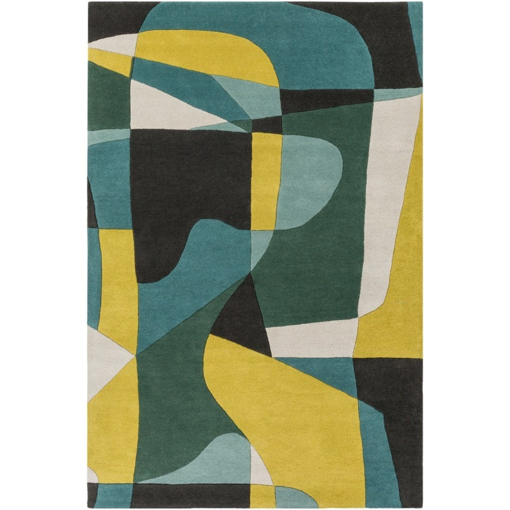 Forum 6' Square Rug by Surya at Story & Lee Furniture