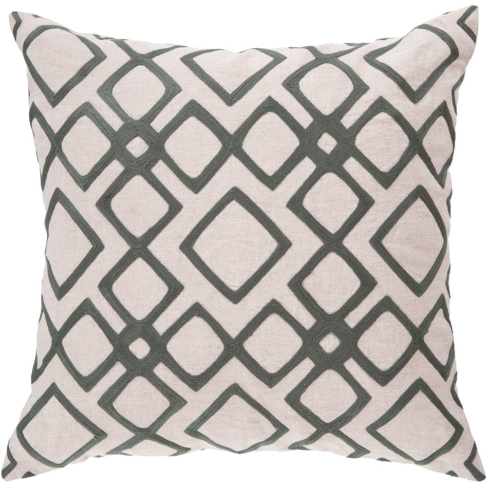 Geo Diamond Pillow by Ruby-Gordon Accents at Ruby Gordon Home
