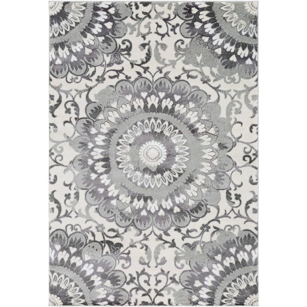 "Glimmer 5' 3"" x 7' 3"" Rug by Surya at Dream Home Interiors"