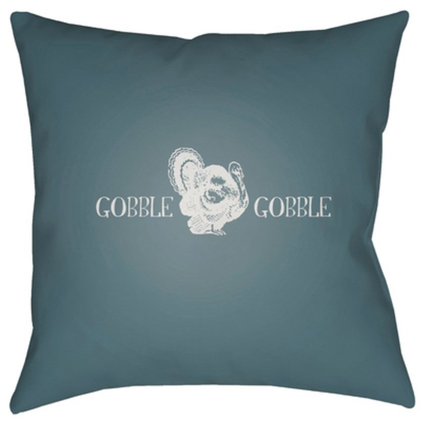 Gobble Gobble Pillow by 9596 at Becker Furniture