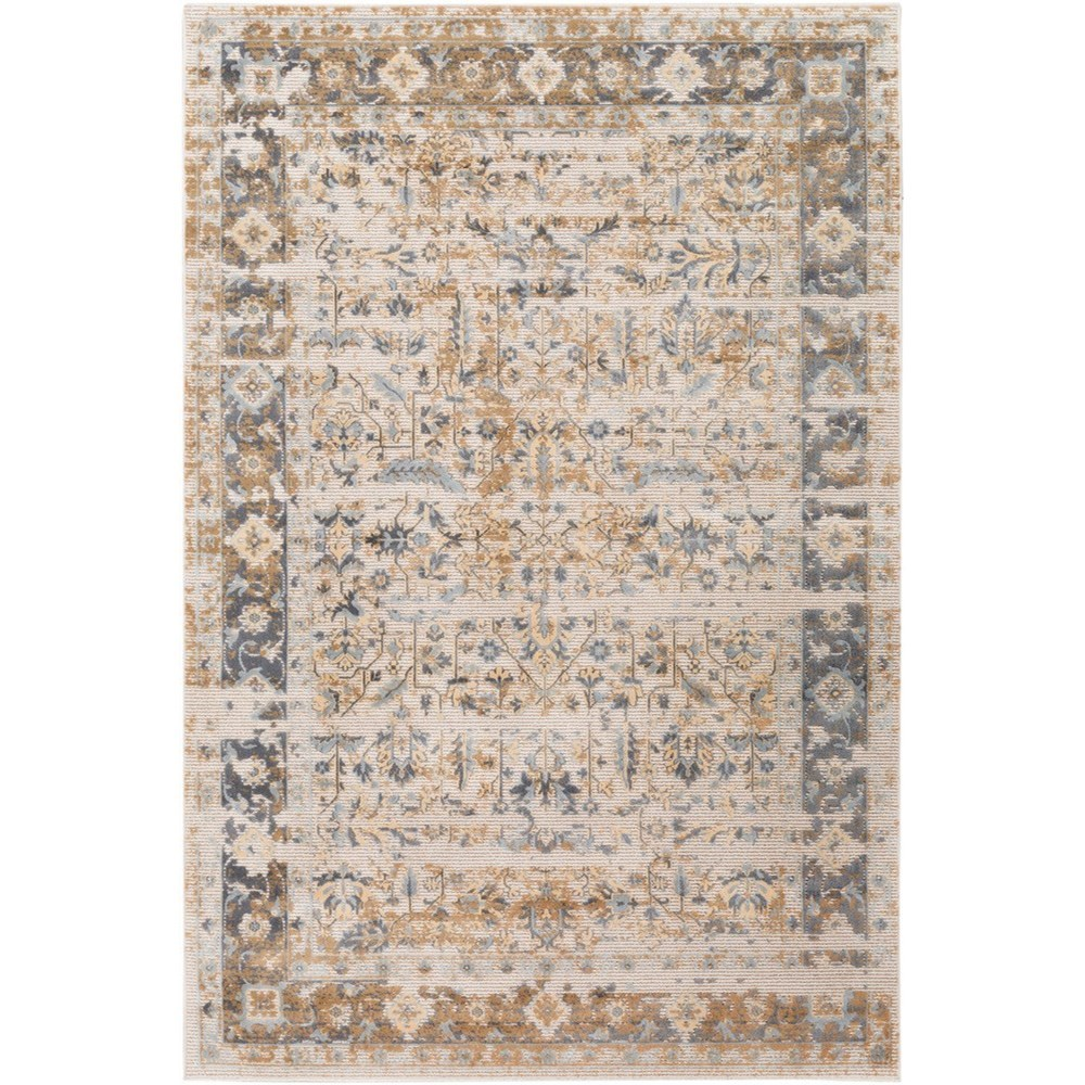 """Goldfinch 5' x 7' 6"""" Rug by 9596 at Becker Furniture"""