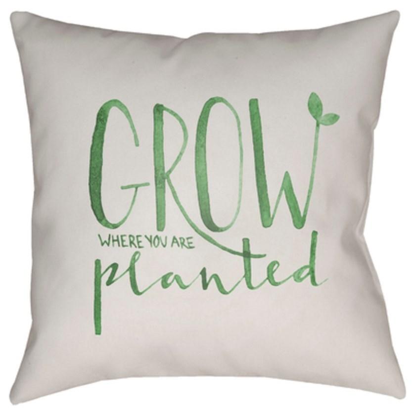 Grow Pillow by 9596 at Becker Furniture
