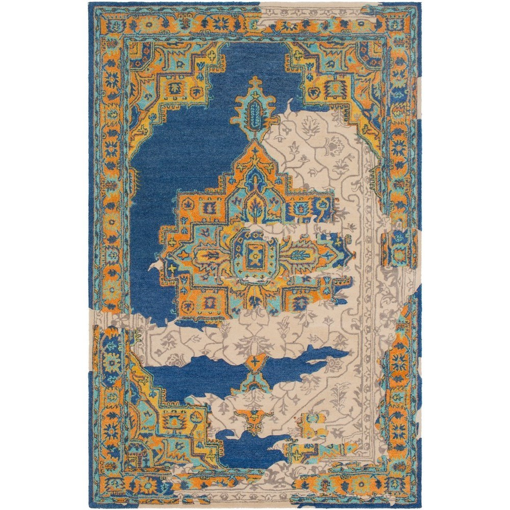 """Hannon Hill 5' x 7' 6"""" Rug by Surya at Belfort Furniture"""