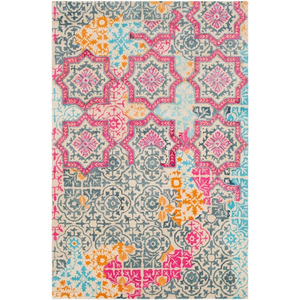 """Hannon Hill 5' x 7' 6"""" Rug by Ruby-Gordon Accents at Ruby Gordon Home"""