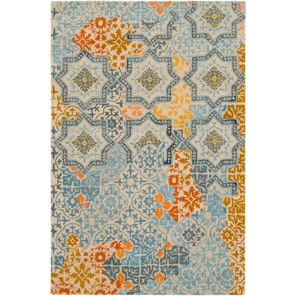 "Hannon Hill 5' x 7' 6"" Rug by Surya at Belfort Furniture"