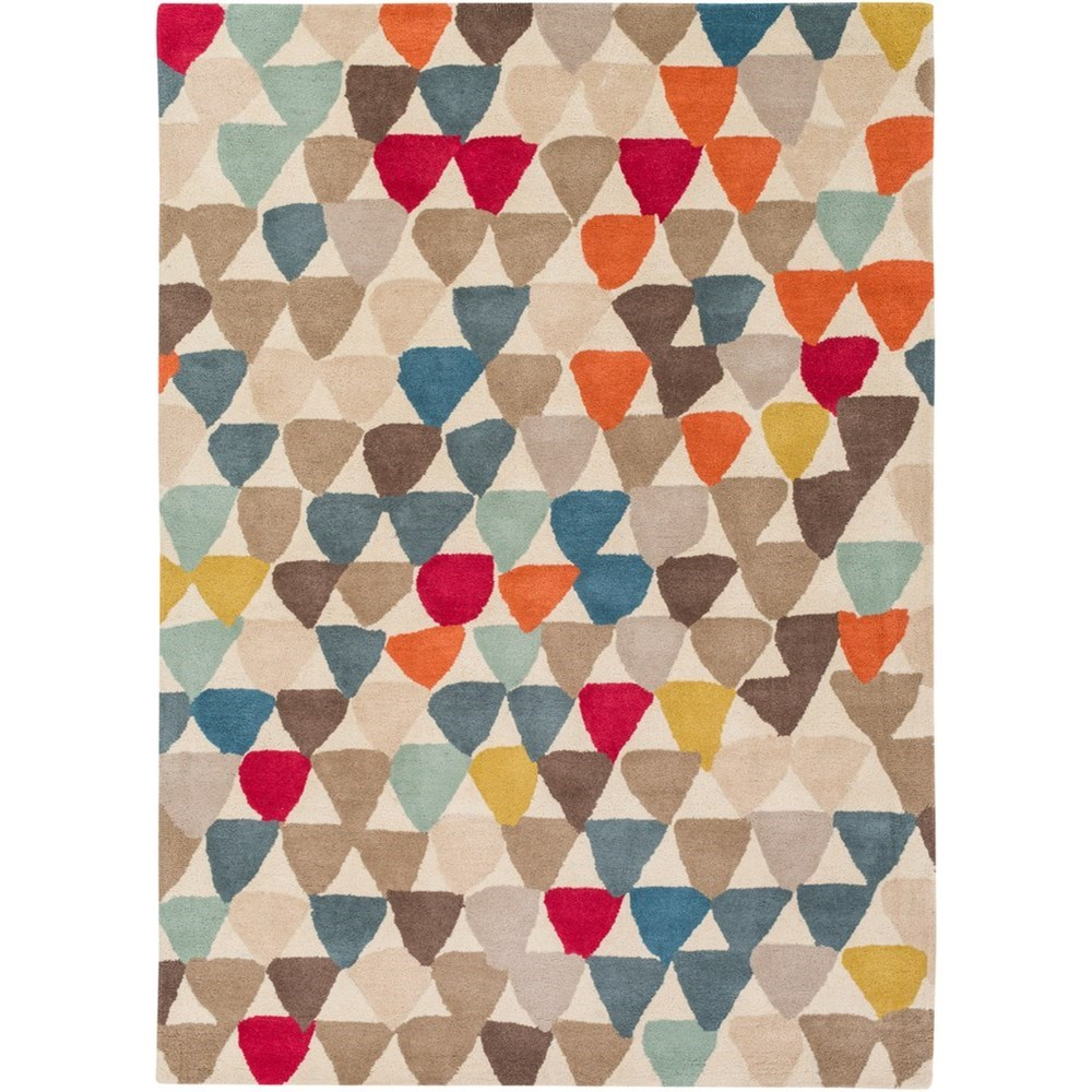 Harlequin 2' x 3' Rug by 9596 at Becker Furniture