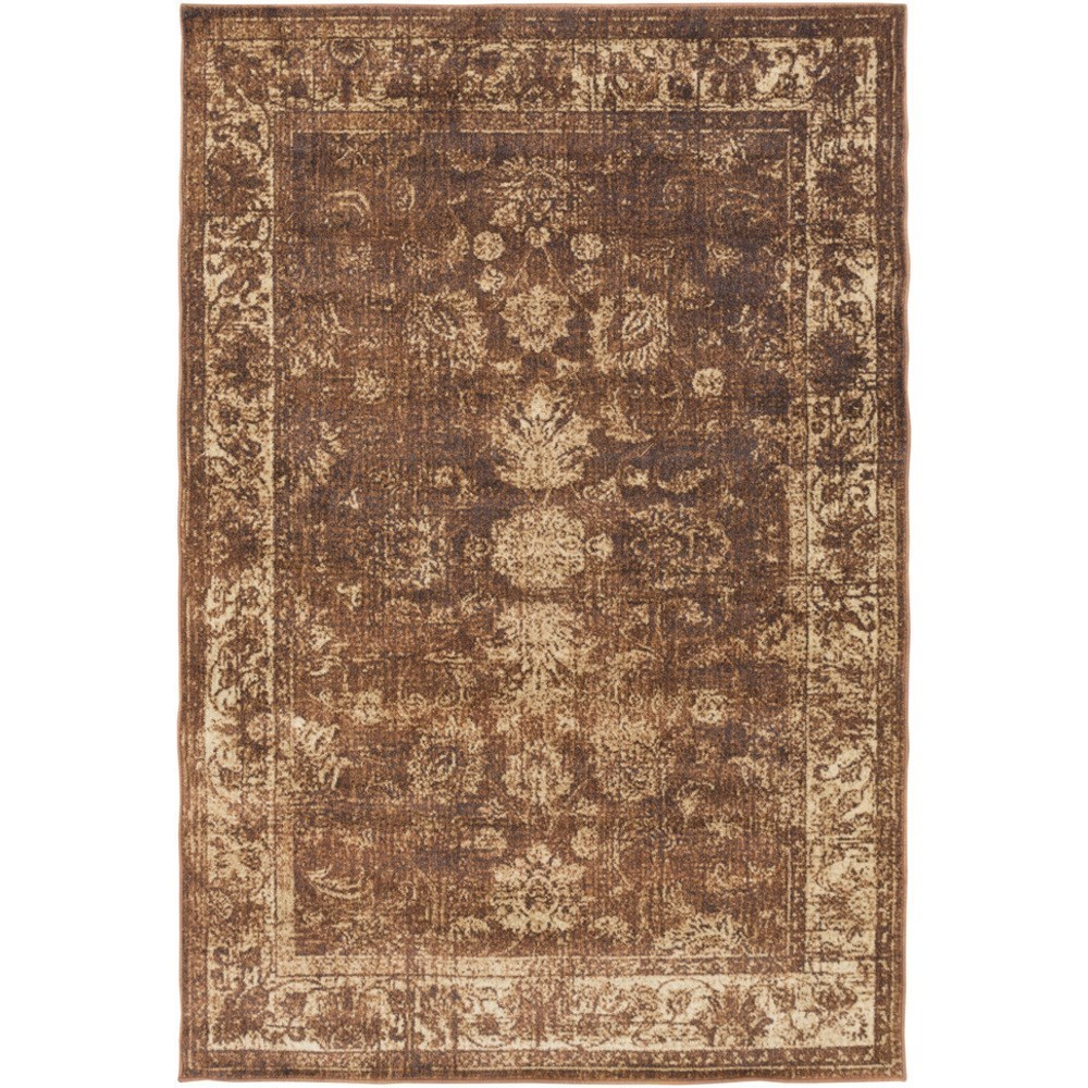 """Hathaway 5'3"""" x 7'3"""" Rug by 9596 at Becker Furniture"""