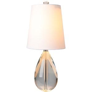 8 x 8 x 19 Table Lamp