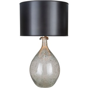 12 x 12 x 27.5 Portable Lamp