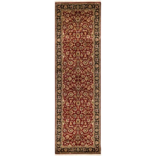 """Heirloom 5'6"""" x 8'6"""" Rug by 9596 at Becker Furniture"""