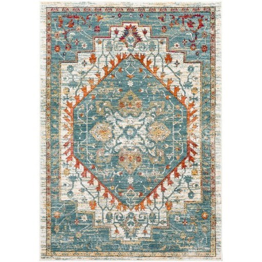 """Herati 5'3"""" x 7'3"""" Rug by Surya at SuperStore"""