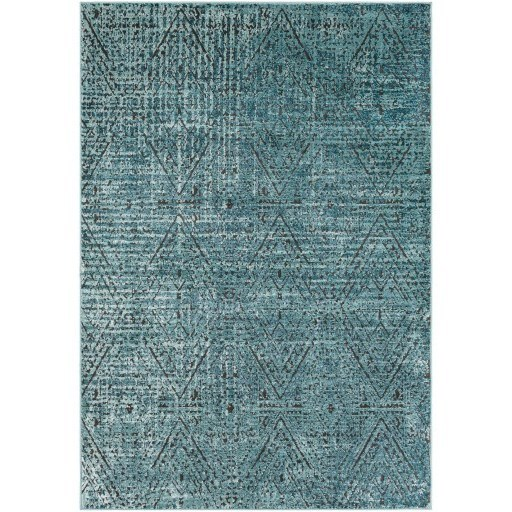 """Herati 2' x 2'11"""" Rug by Surya at SuperStore"""