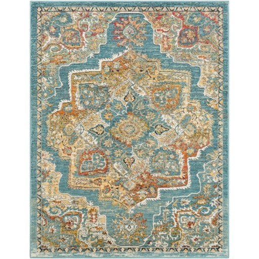 """Herati 7'10"""" x 10'6"""" Rug by Surya at SuperStore"""