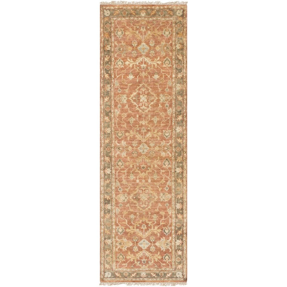 """Hillcrest 2'6"""" x 8' Runner Rug by Ruby-Gordon Accents at Ruby Gordon Home"""