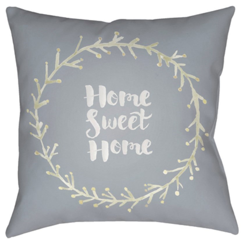 Home Sweet Home II Pillow by Ruby-Gordon Accents at Ruby Gordon Home