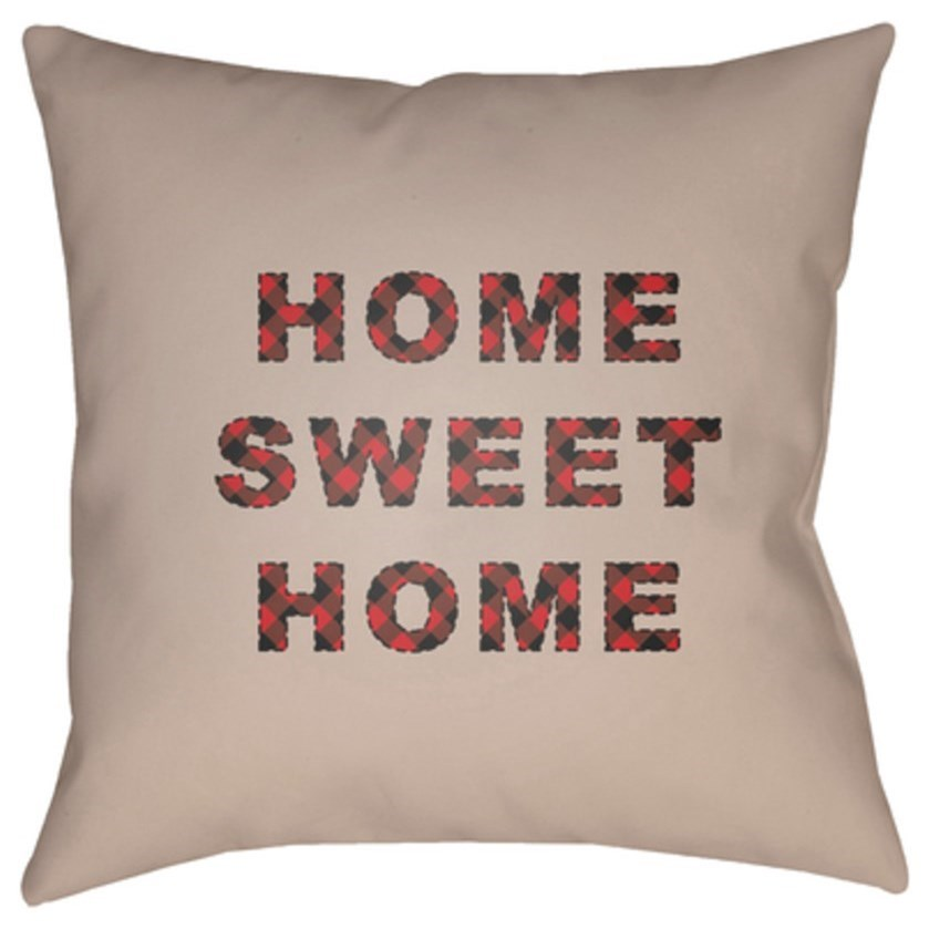 HOME SWEET HOME Pillow by Ruby-Gordon Accents at Ruby Gordon Home