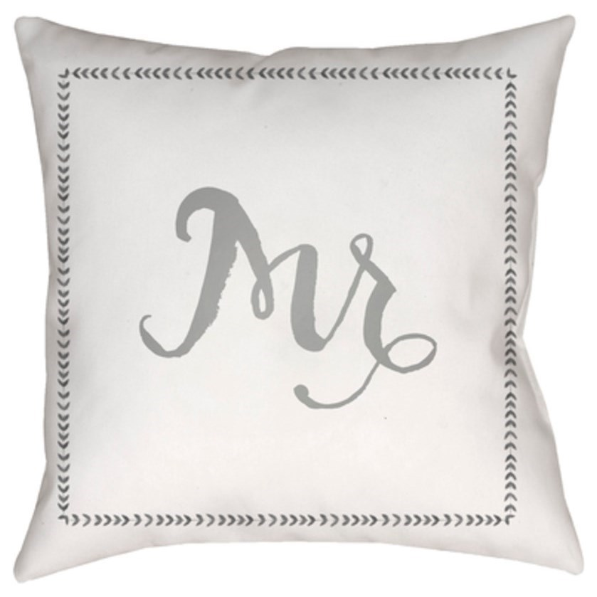 Husband Pillow by Surya at SuperStore
