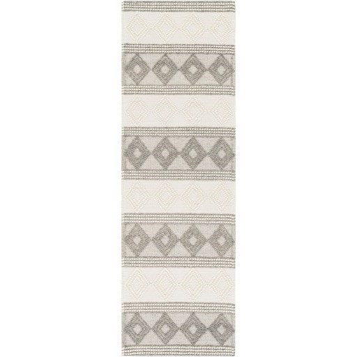 """Hygge 2'6"""" x 8' Rug by Surya at Morris Home"""